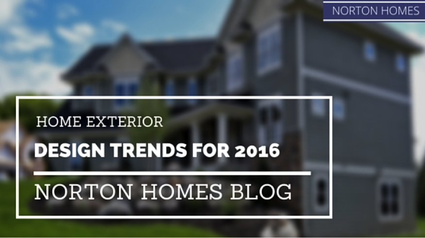 home exterior design trends for 2016 posted march 8 2016 header - Trends New Home Exterior Design