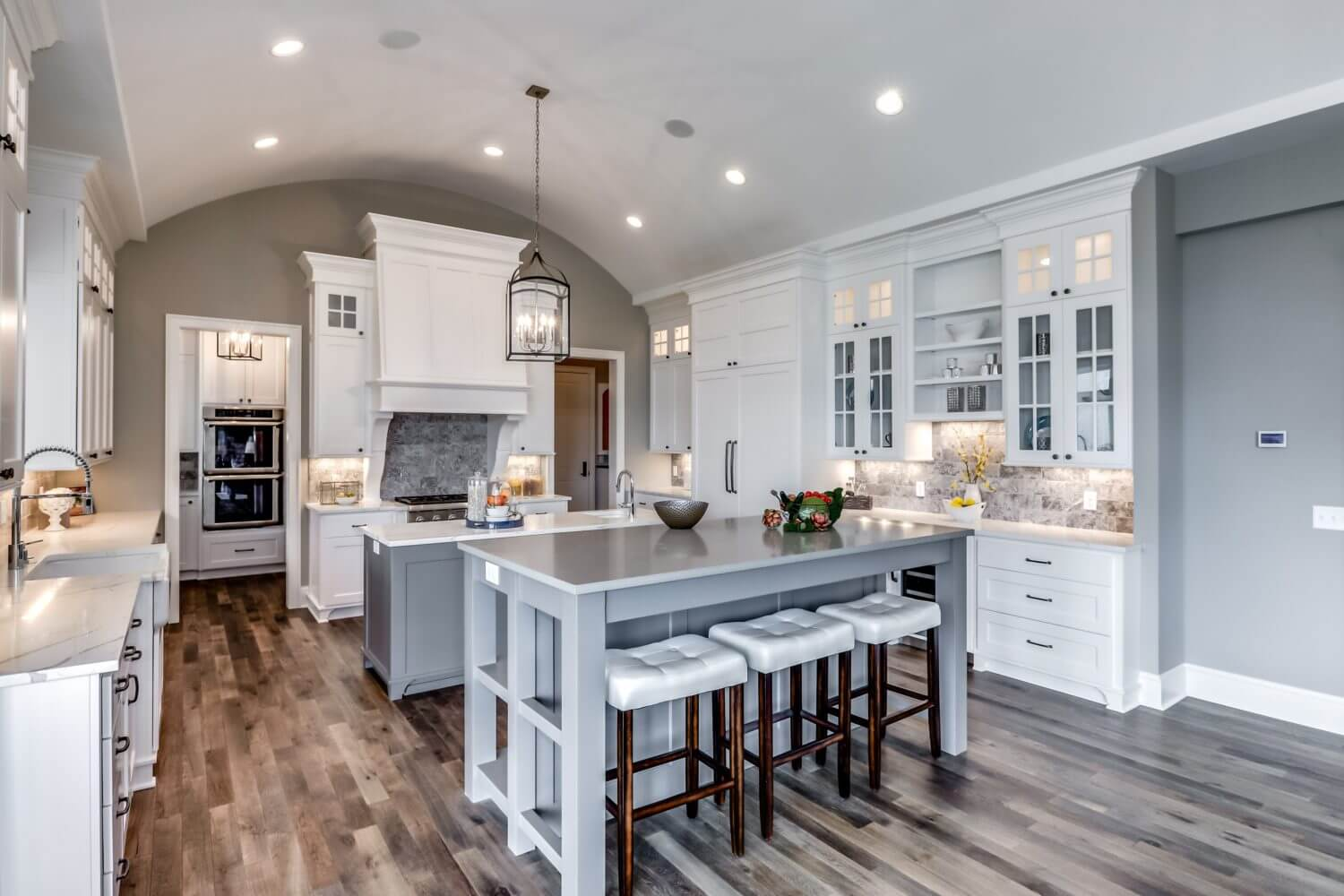 Custom Appliance Pantries The New Trend Kitchen Pantry Designs Norton Homes