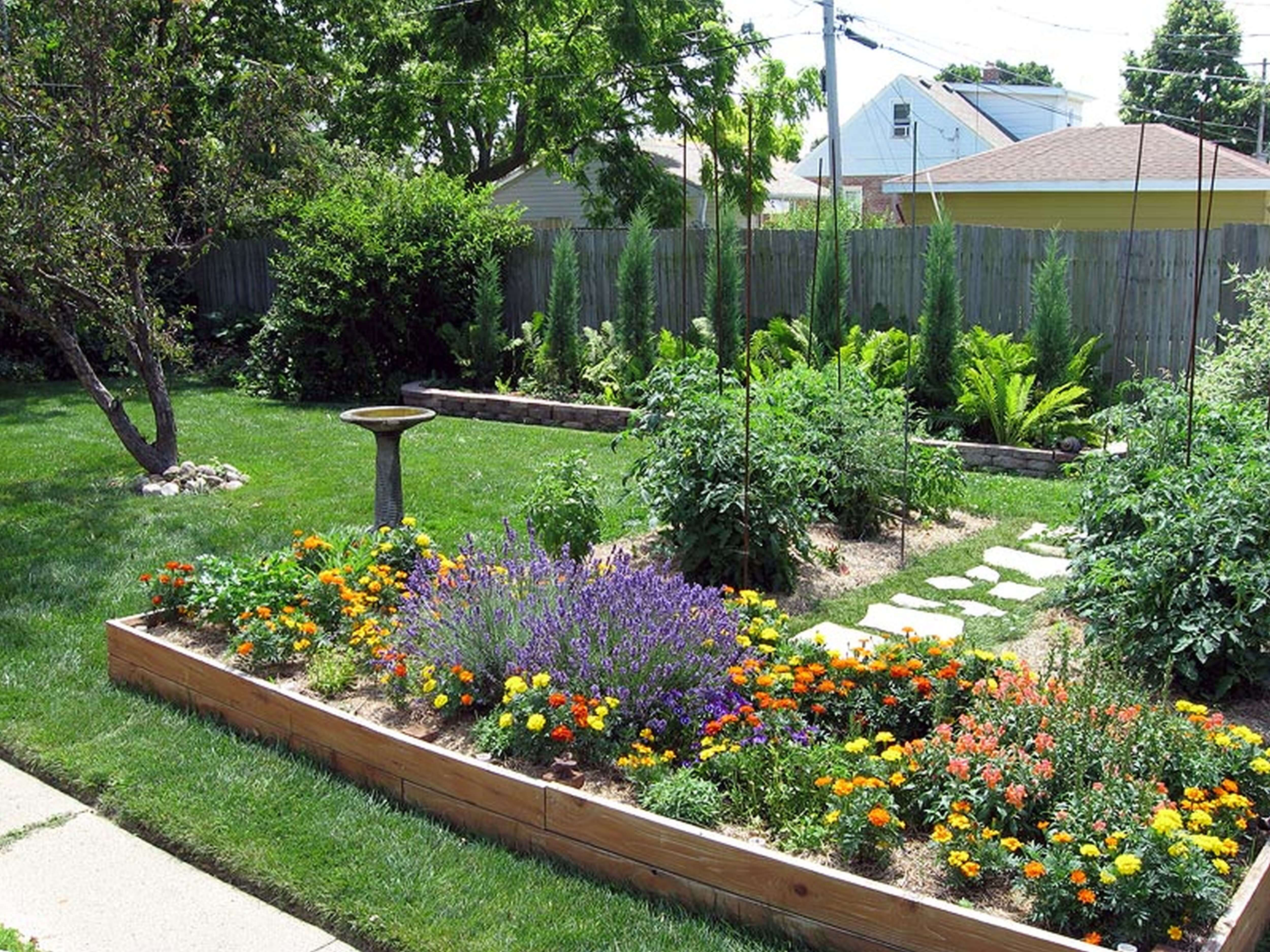 The trendiest spring backyard design ideas for your home - Backyard ideas for small yards ...