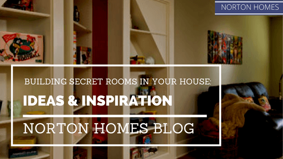 Building Hidden Doors & Secret Rooms in Your House | Home Ideas
