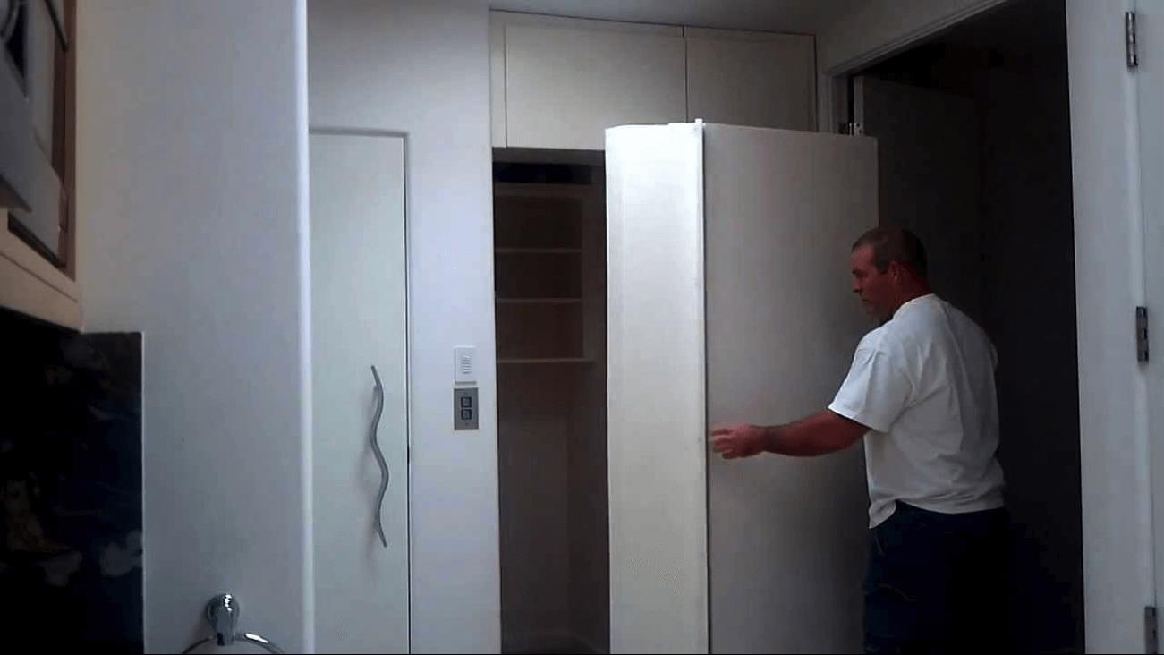 Building Hidden Doors Secret Rooms In Your House Home Ideas Wiring A Hot Tub The Uk Safe Room With Massive Door